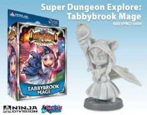 Super Dungeon Explore : Tabbybrook Mage